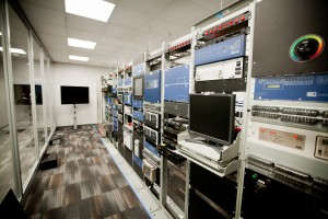 Burns & McDonnell's new Smart Grid lab