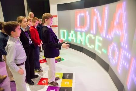 DNA Dance-Off!