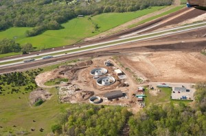 Big Bull Creek Wastewater Treatment Plant and Conveyance System