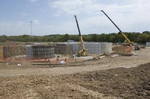 big bull creek wastewater treatment facility