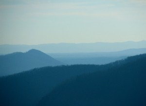 BlueRidge, Appalachian Mountains