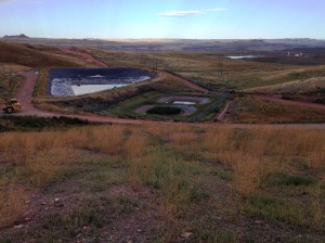 Saving Money by Saving Steps at a Wyoming Landfill