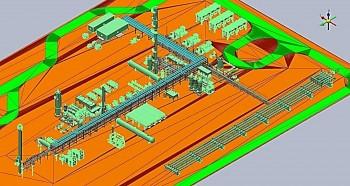 Burns & McDonnell's Core Plant Concept