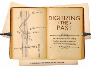 Digitizing the Past: How One Utility Modernized Historic Data