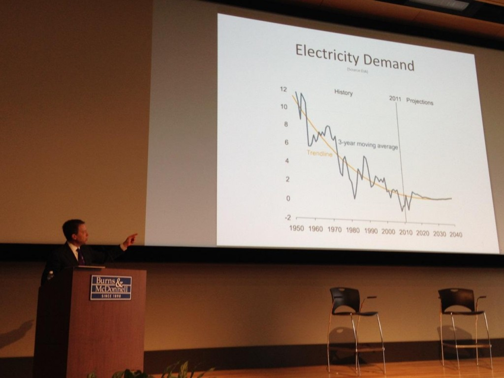 Disruptive Challenges Facing Electric Utilities