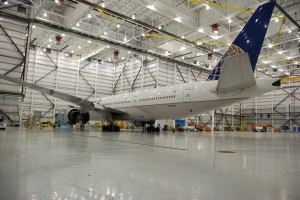 Wide-Body Hangar, Dulles International Airport