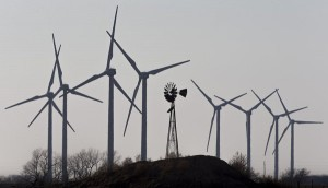 Flat Ridge 2 Wind Farm, Travis Heying / The Wichita Eagle