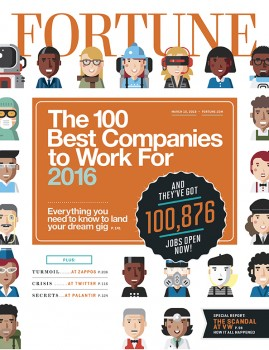 Fortune's Best Companies