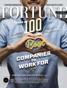 Fortune Best Companies to Work For