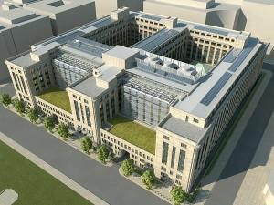 Upgrading energy efficiency of federal buildings