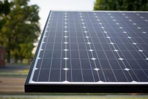 GridStar solar panel