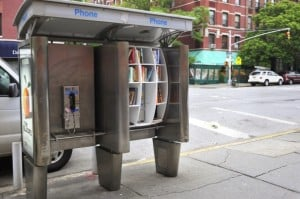 guerilla libraries and the value of architecture