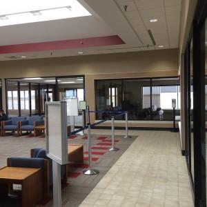 Hays Regional Airport Terminal