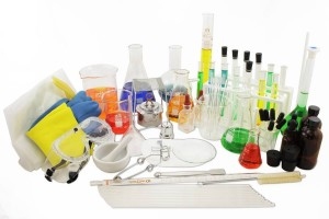 Advanced Chemistry Labware Kit