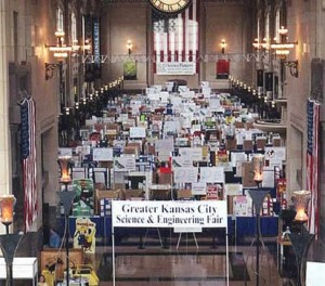 Greater Kansas City Science and Engineering Fair at Union Station