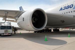 Large aircraft, hangar design