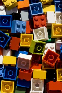 legos as teaching tools