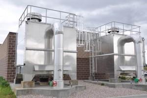 Plum Creek Water Purification Facility