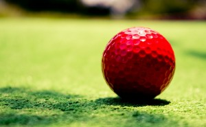 using reclaimed wastewater for golf courses