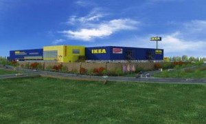 IKEA Kansas City Rendering