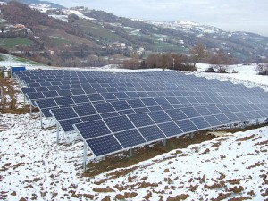 Solar Energy in Cold Climate