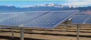 growth of solar energy
