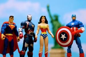 engineers as superheroes