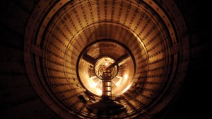 power gen large combustion turbine