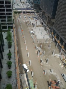 Wacker Drive Reconstruction