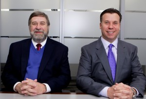 Walt Womack and John Olander