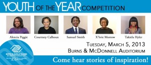 Boys & Girls Club of Greater Kansas City Youth of the Year