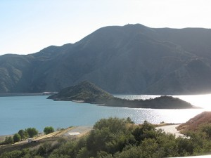 Pyramid Lake, California